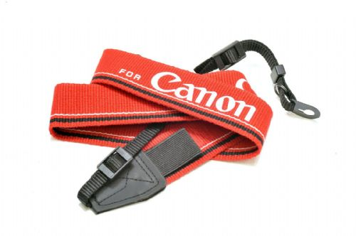 High Quality Retro Style DSLR Camera Neck / Shoulder Strap for Canon